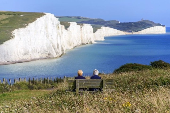 seven sisters view sussex