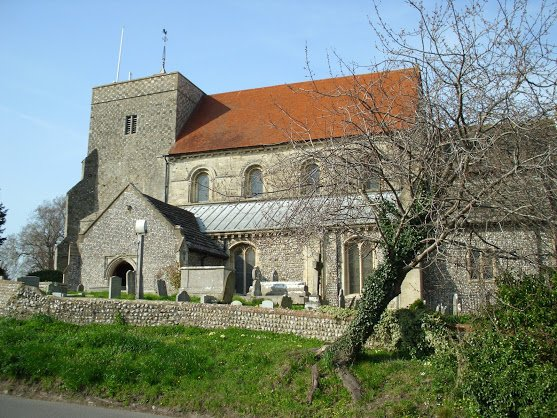 St andrews church steyning