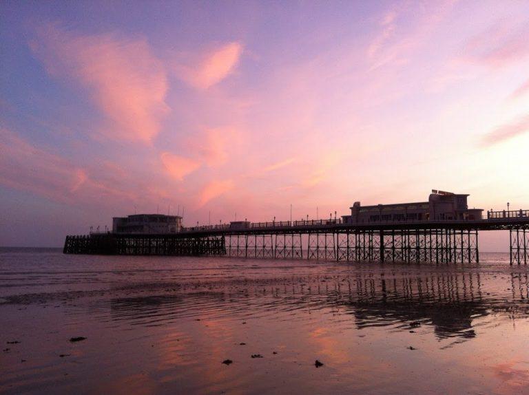 The Best Pier in Sussex