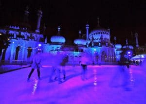 ice rink brighton