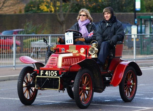 London to Brighton Veteran Race