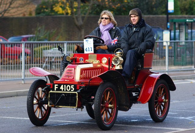 london to brighton veteran car race