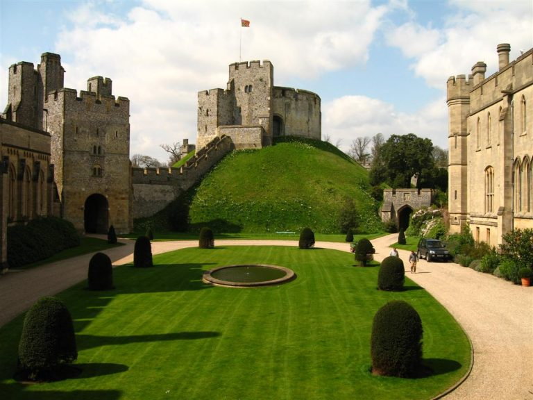Arundel Castle and Gardens