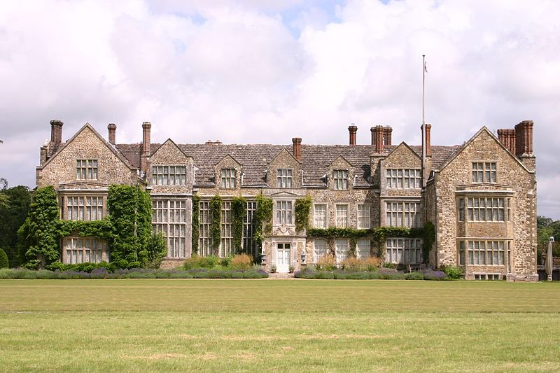 Parham house sussex