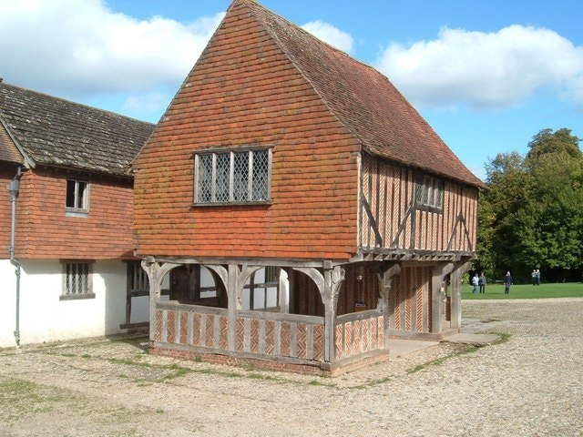 weald and downland museum west sussex