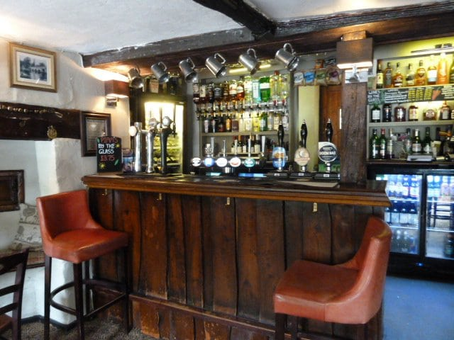 White Hart Pub Stopham Sussex