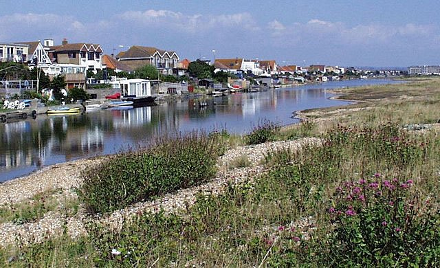 Widewater Lagoon Lancing Sussex
