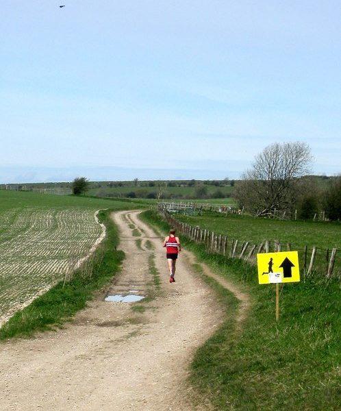 The Steyning Stinger Marathon Race