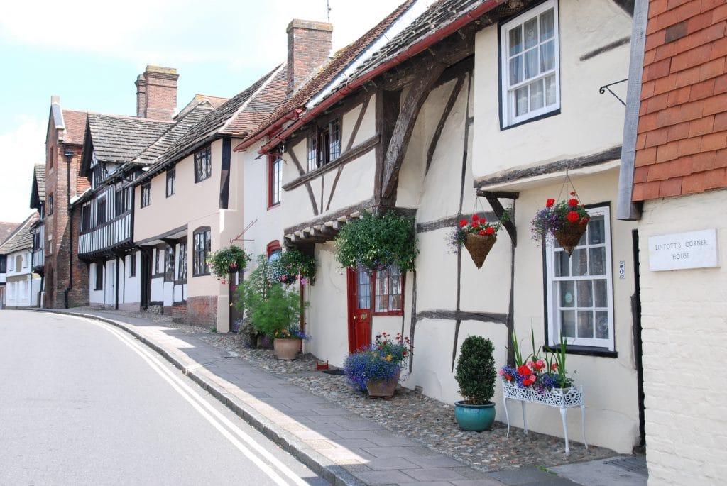 church street historic steyning sussex