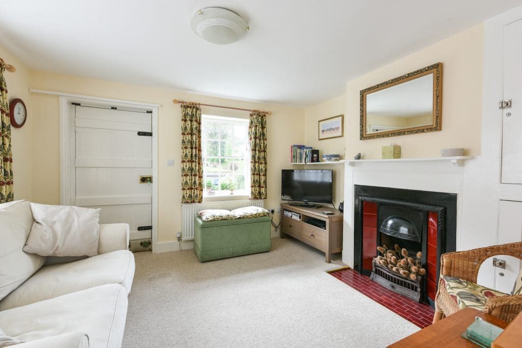 living room holiday cottage steyning brighton