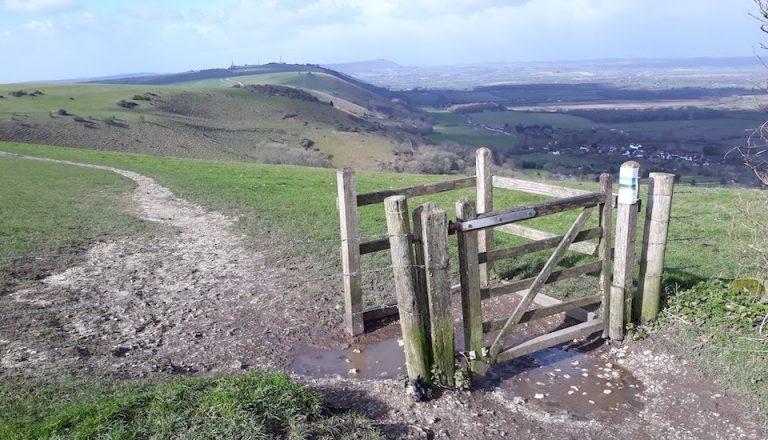 National Trust Sites near Steyning